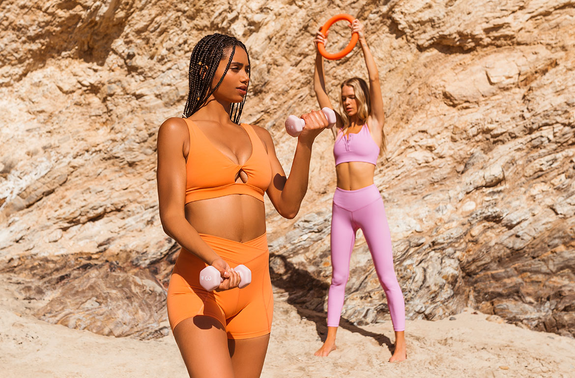 Thumbnail for This Under-the-Radar Brand Is Now Making Some of the Best Activewear We've Seen In a While