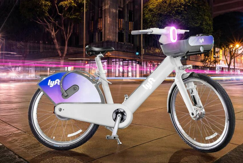 Lyft's New Ebike Rides the Rising Wave of Electric Bicycle Popularity