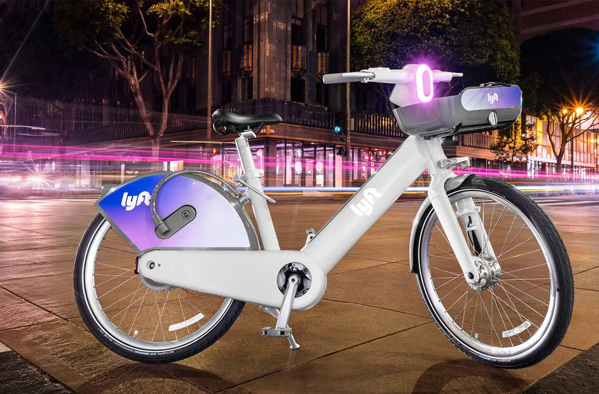 Thumbnail for Lyft's New Ebike Rides the Rising Wave of Electric Bicycle Popularity