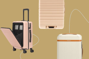 The 7 Chicest Carry-On Suitcases for Flying With Style and Ease