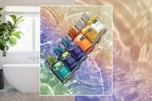 Color Therapy Is the Feel-Good Bath-Time Ritual We All Need Right Now