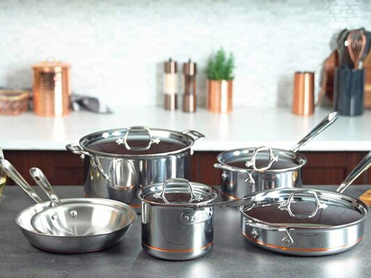 The All-Clad Factory Sale Takes Up to 78% Off Top-Quality Cookware