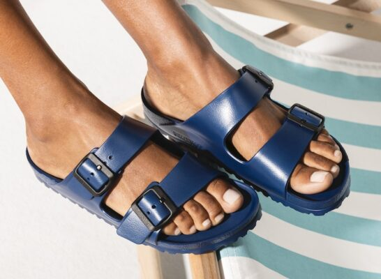 The Birkenstock EVA Is the Most Versatile Sandal You'll Ever Own