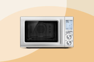 This Sleek 3-In-1 Oven, Microwave, and Air Fryer Is Here To Clear Up All Your Kitchen Counter Space