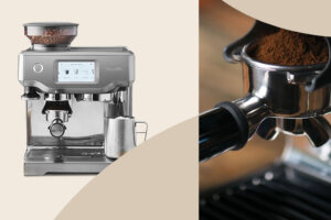 This Top-of-the-Line Touchscreen Espresso Machine Pays for Itself in Under a Year (if You're a Coffee-Shop Regular)