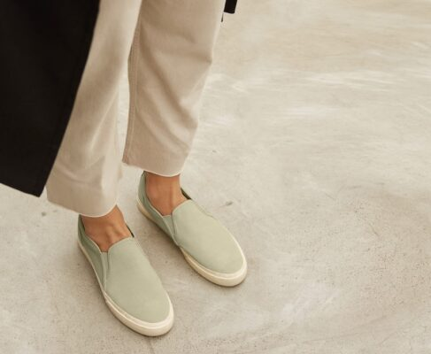 7 Best Travel Sneakers To Make Your Feet Feel Like They're Sitting in First Class