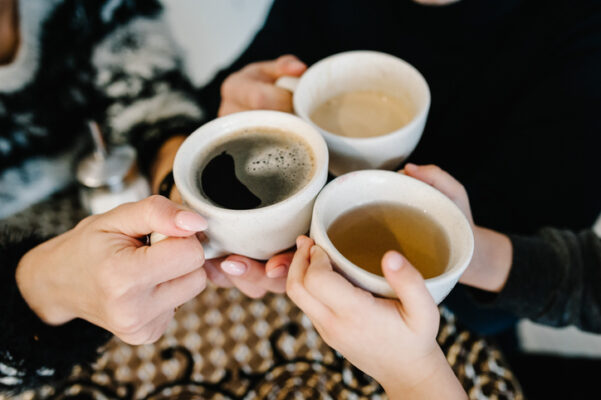 The Health Benefits of Coffee vs. Tea: How They Each Boost Digestion, Longevity, and More
