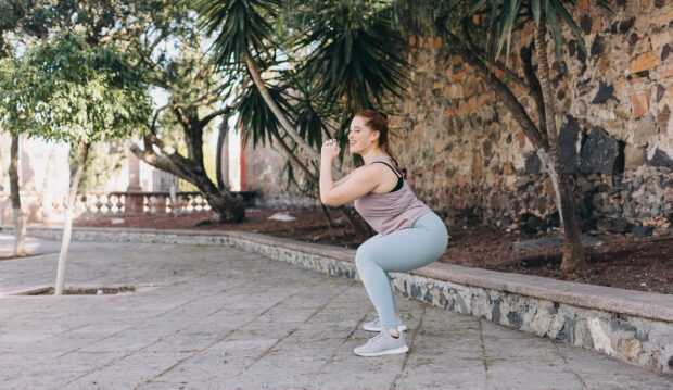 If You've Got Tight Hips, the Heel Elevated Squat Has Your Name Written All Over...