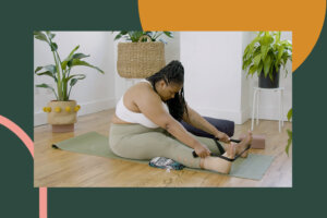 This 30-Minute Restorative Yoga Flow Should Be a Part of Your Weekly Workout Rotation