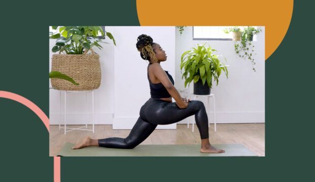 This 20-Minute Flow Is Designed To Help You 'Bend Without Breaking,' On and Off the...