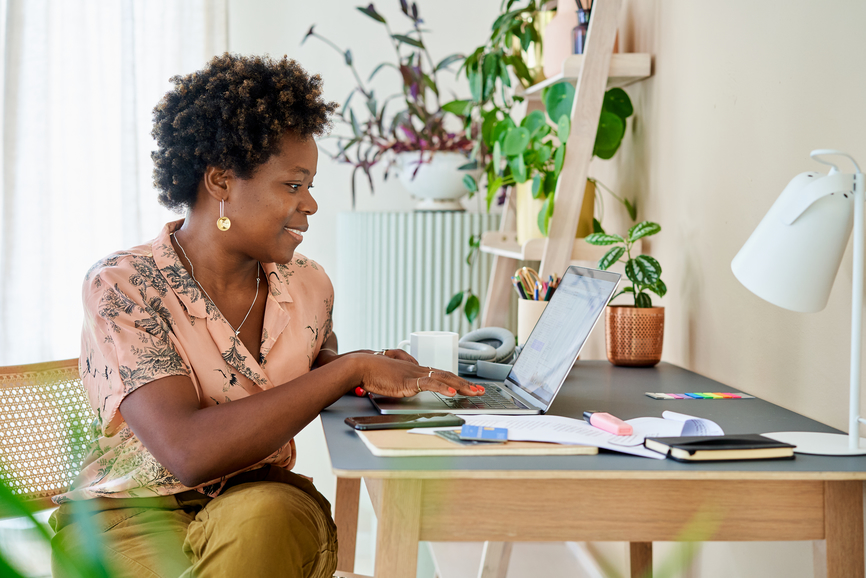 A Checklist To Help You Set Work-From-Home Boundaries | Well+Good