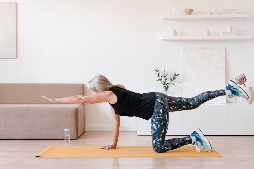 Challenging Barre Workout That You Can Do at Any Age | Well+Good