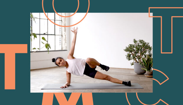 This Bodyweight HIIT Workout Builds Strength and Mobility at the Same Time