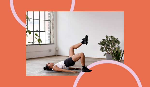 This Move Works Your Glutes, Core, and Hamstrings at the Same Time—As Long as You...