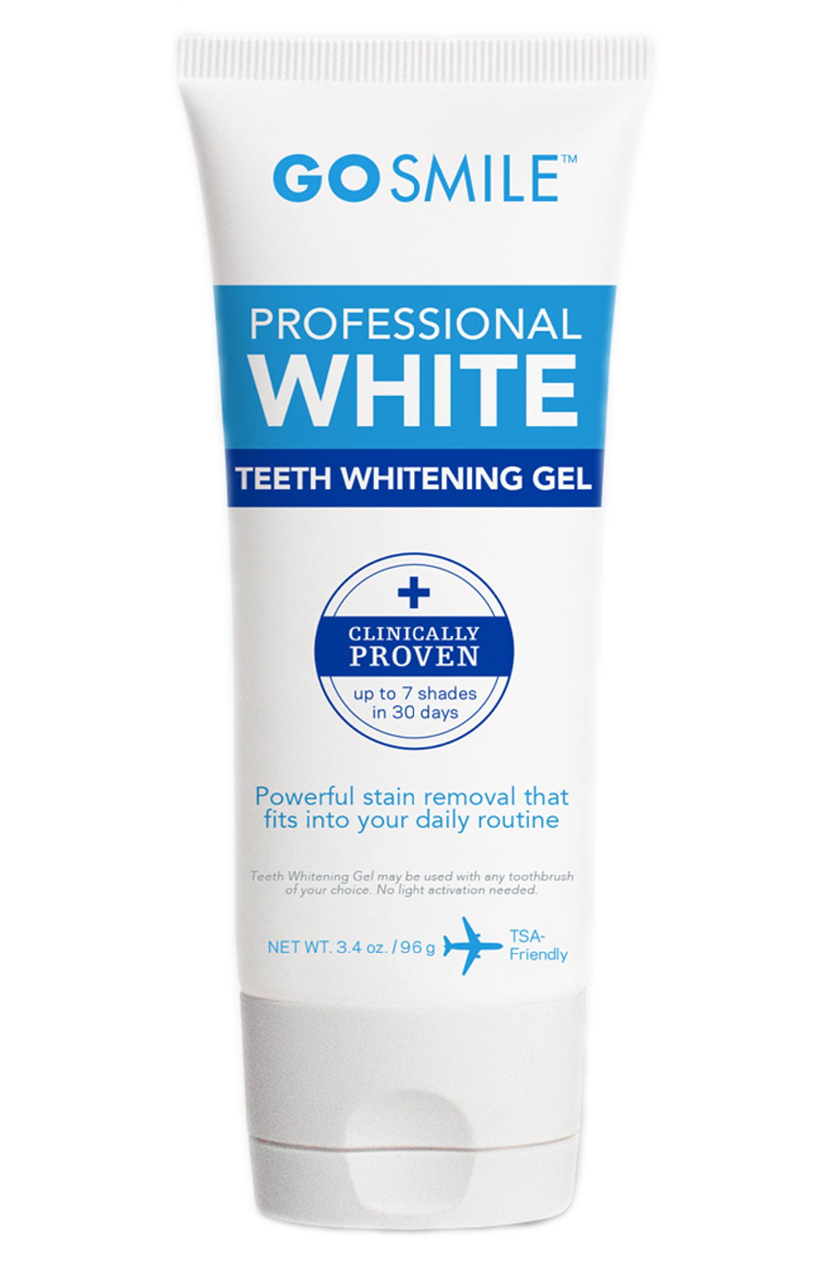 go smile whitening gel