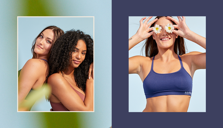 plant based bra