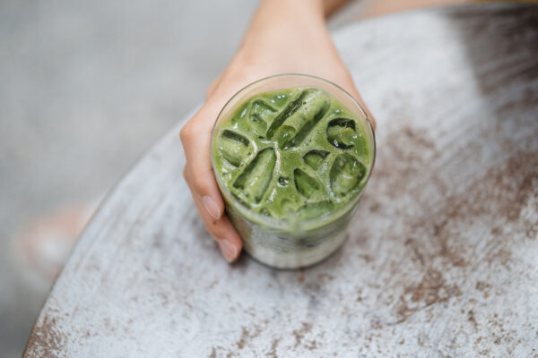 This New Matcha Latte Leaves You Totally Inspired, Not Wired