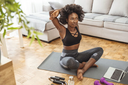How To Hit the Hardest-To-Stretch Muscles in Your Body, According to a Chiropractor