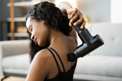 These Are the Best Massage Guns for Sore Muscles, According to Physical Therapists