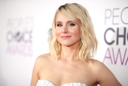 Kristen Bell Created a New CBD Face Cream That Fakes 8 Hours of Sleep on the Spot