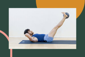 This 11-Minute Inner Thigh Workout Is Pilates Muscle-Toning Magic