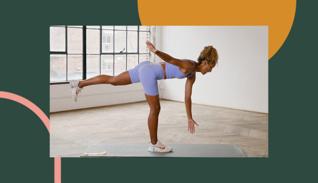 This Strength Workout Targets the Hips, Hamstrings, and Glutes in Just 13 Minutes