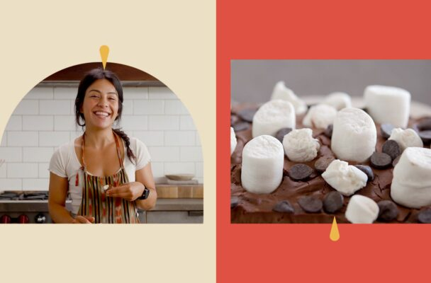 How To Make a Decadent Vegan S'Mores Pie—No Baking (Or Fire) Necessary