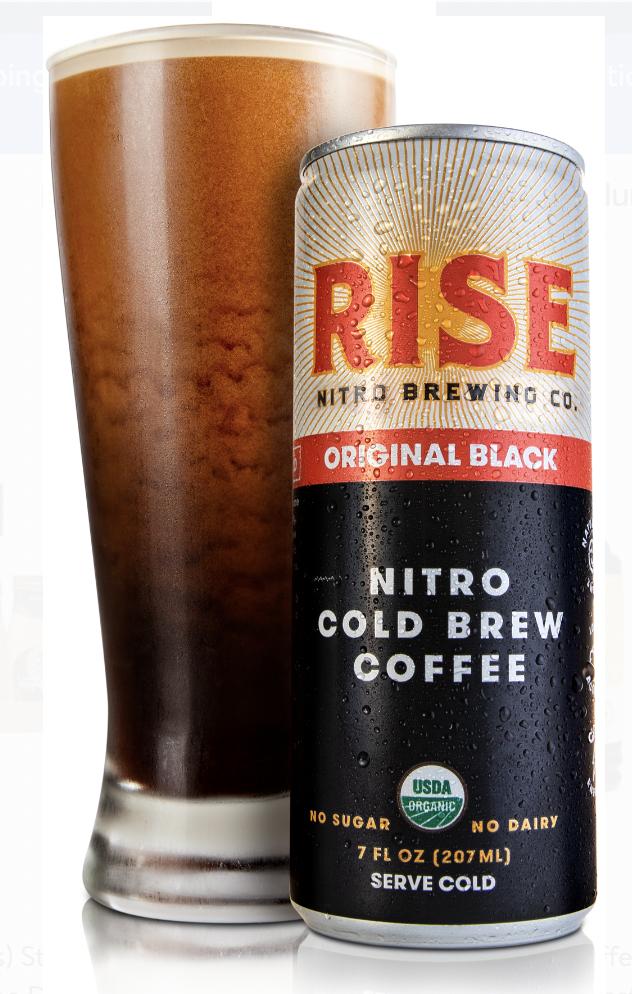 rise cold brew