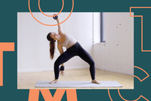 This 17-Minute, Low-Impact Barre Workout Will Leave Every Muscle in Your Body Quivering