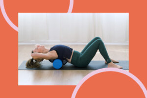 Foam Rolling Is One of the Best Ways To Ease Upper-Back Tension—As Long as You Don't Make These Mistakes