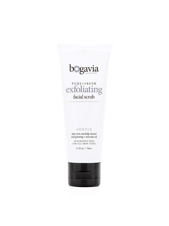 Bogavia The Exfoliating Facial Scrub, signs you need to exfoliate