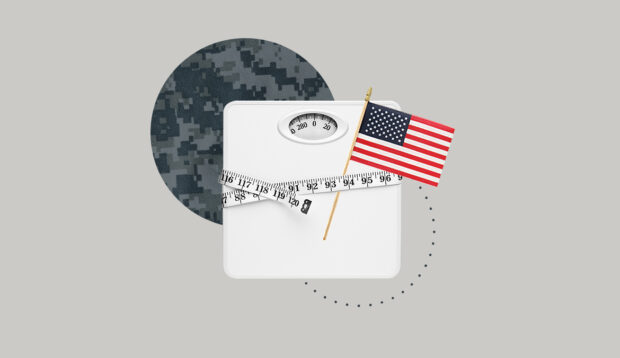 The Military Can Be a Breeding Ground for Eating Disorders and Soldiers Face Many Barriers...