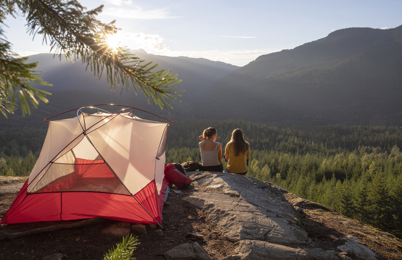 9 Best Camping Essentials, According To A Forest Ranger 2021 | Well+Good
