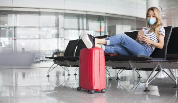 Here's How To Keep Your Digestive System From Going Completely Off Track When You're Traveling,...