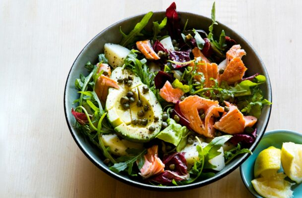 'I'm a Functional Medicine Doctor, and This What I Make for Lunch in 5 Minutes...