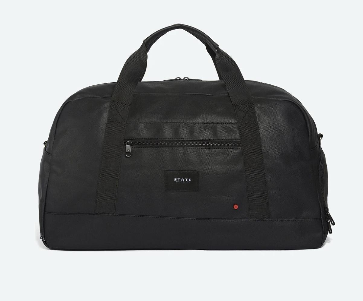 state weekender bag