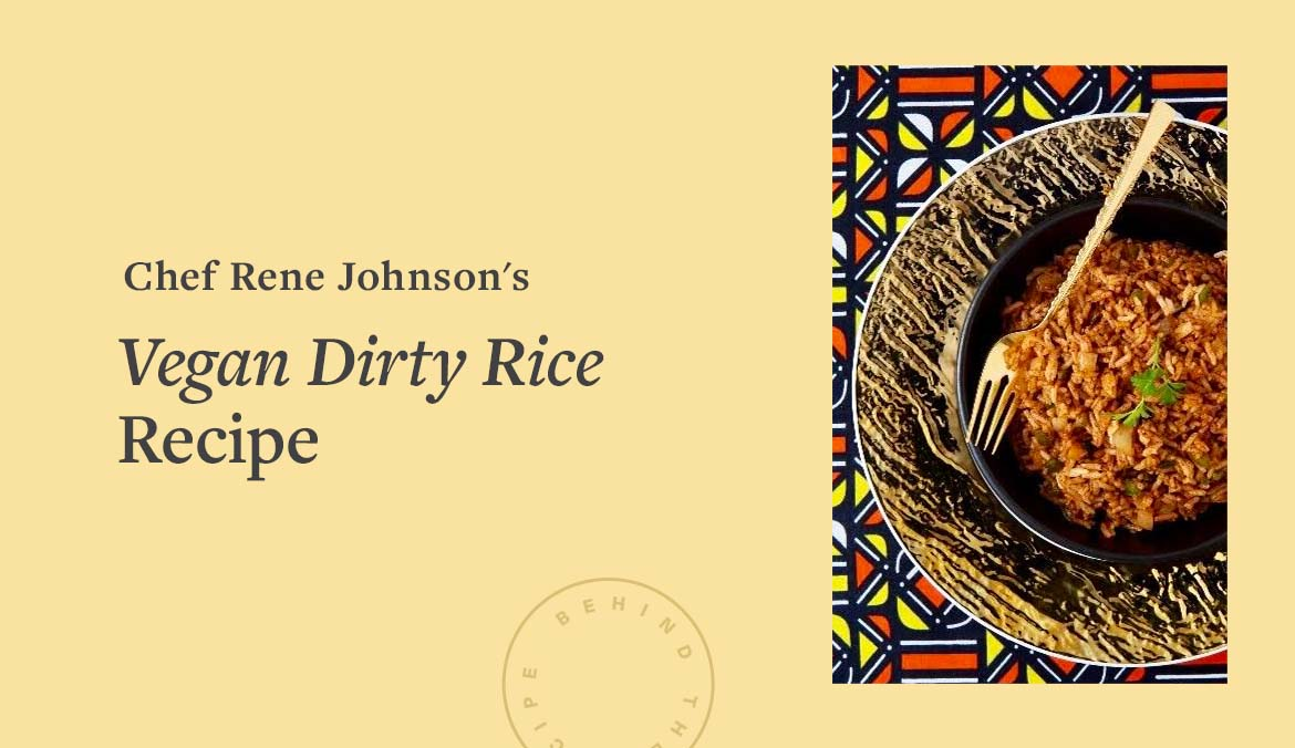 In Need of a CrowdPleasing Foolproof Dinner Idea This Vegan Dirty Rice Is the Answer