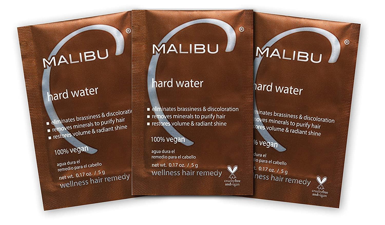 Malibu C Hard Water Wellness Hair Remedy (3-pack)
