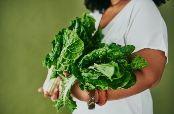 New Research Suggests Vitamin K Can Lower Heart Disease Risks—An RD Tells You How To...