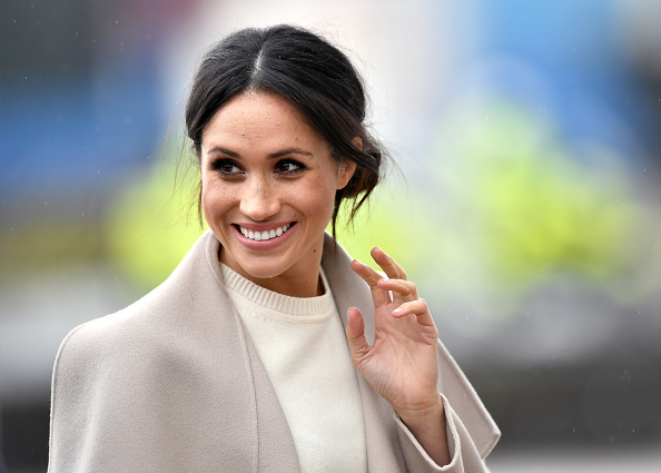 Meghan Markle's Favorite Sneakers Go With Everything—And They're Easy on the Wallet