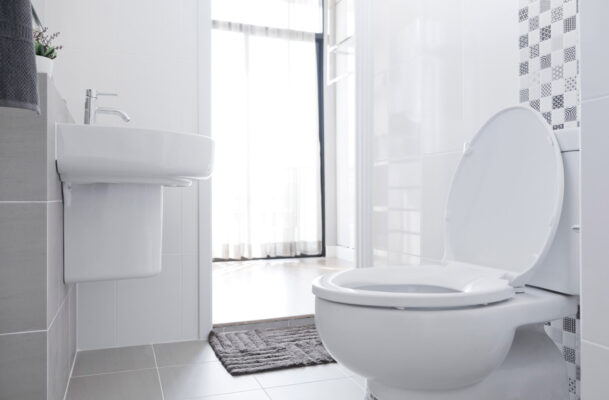 What You Need to Know About COVID-19 and the Toilet, According to a New Study