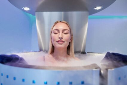 What a Full-Body Cryotherapy Treatment Actually Feels Like
