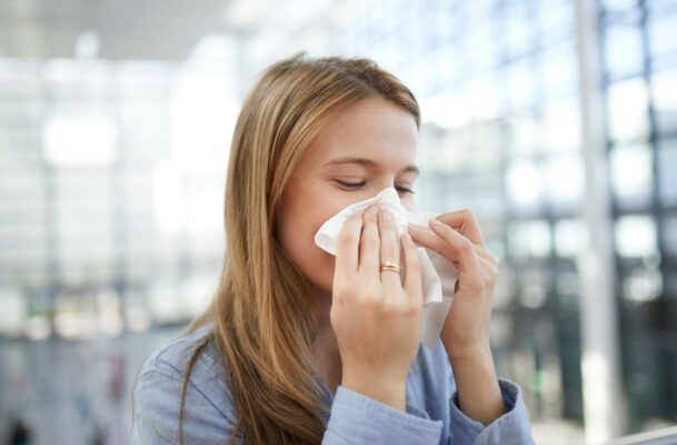 Pssst... Your Mucus Is Trying to Tell You Something About Your Health