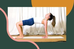 This Upper Body Pilates Workout Strengthens and Tones in Just 10 Minutes