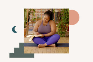 How To Create an Intention-Based Yoga Practice for an Emotional Release