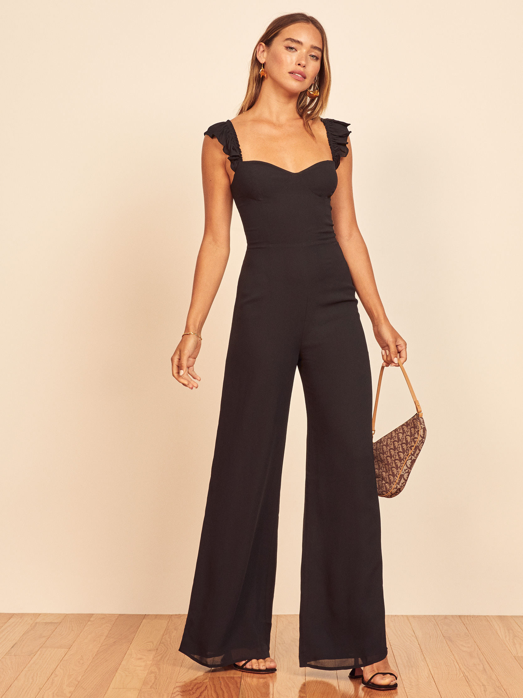 If You've Been Wearing the Same Nap Dress All Summer, You'll Be Living In These Jumpsuits Come Fall