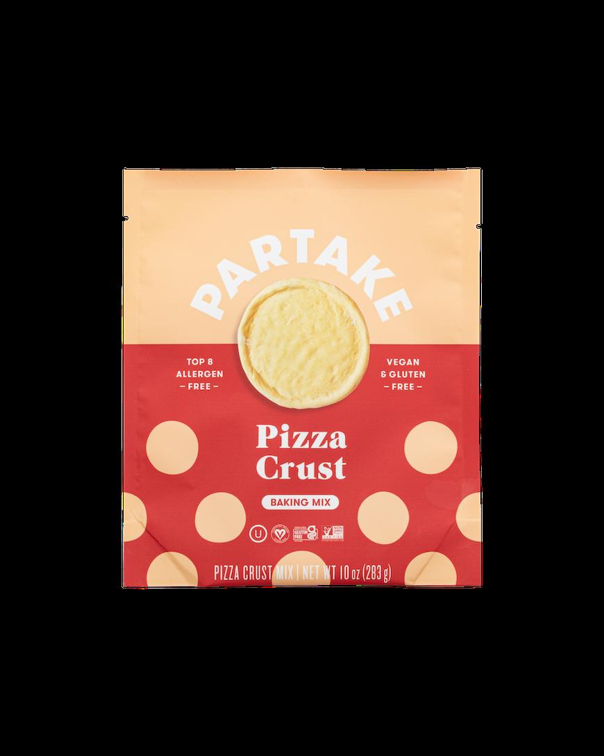 partake pizza crust