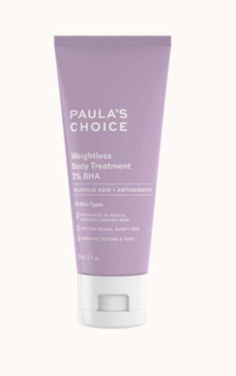 Paula's Choice Weightless Body Treatment 2% BHA