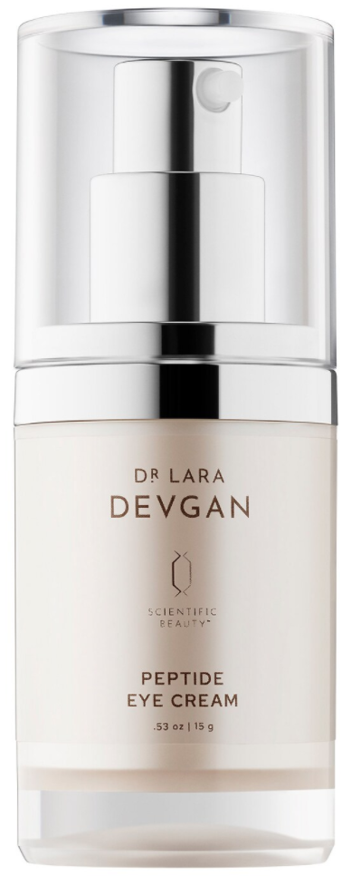 Dr. Lara Devgan Scientific Beauty Peptide Eye Cream, genetic dark circles