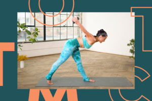 Ths 15-Minute Barre Workout Hits Your Arms and Core in Equal Measure